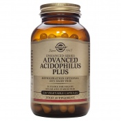 Solgar Advanced Acidophilus Plus 120caps