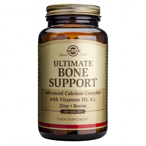 Ultimate Bone Support Complex Tabs 120 35512