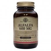 Solgar Alfalfa 600mg 100tabs