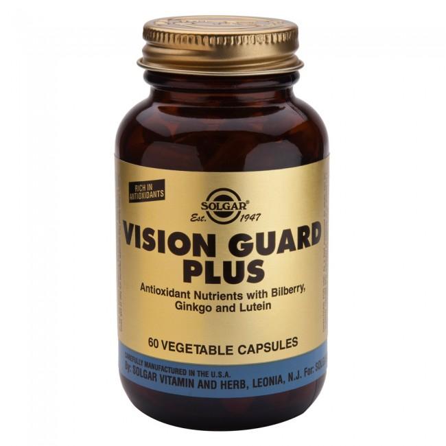 Solgar Vision Guard Plus 60caps
