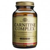 Solgar Carnitine Complex 60tabs