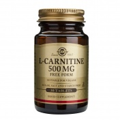 Solgar L-Carnitine 500mg 30caps