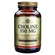Solgar Choline 350mg 100caps