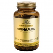Solgar Cinnamon Veg.Caps 100