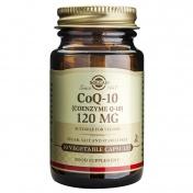 Solgar Coenzyme Q-10 120mg 30caps