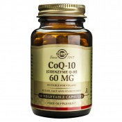 Solgar Coenzyme Q-10  60mg 60caps