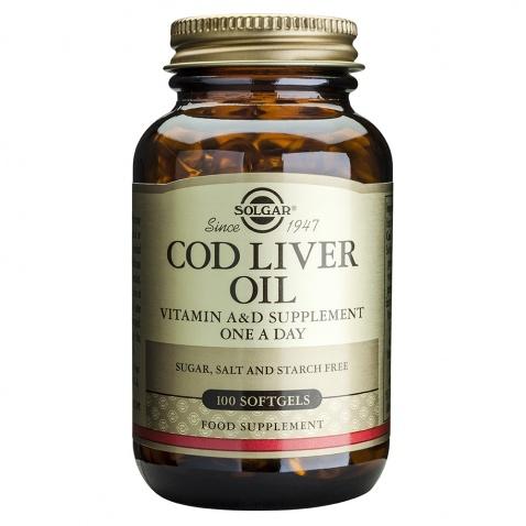 Solgar Cod Liver Oil 100 Softgels αρχική   βιταμινεσ συμπληρωματα   δημοφιλεισ κατηγοριεσ   omegas   ιχθυέλαια   λ