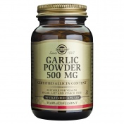 Solgar Garlic Powder 500mg 90caps