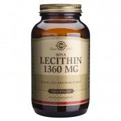 Solgar Lecithin 1360mg 100 softgels