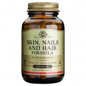 Solgar Skin Nails And Hair Formula 60tabs