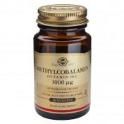 Solgar Methylcobalamin Vit B12 1000μg 30caps