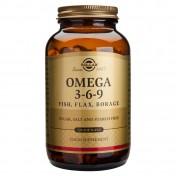 Solgar Omega-3-6-9 120 Softgels