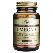 Solgar Omega-3 Double Strength 30 Softgels