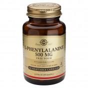 Solgar L-Phenylalanine 500mg 50caps
