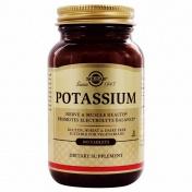 Solgar Potassium Gluconate 99mg 100tabs