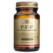 Solgar Pyridoxal 5 Phosphate 50mg 50tabs