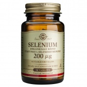 Solgar Selenium 200μg 50tabs