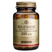Solgar Selenium 200μg 100tabs