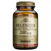 Solgar Selenium 200μg 250tabs