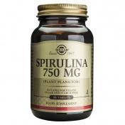Solgar Spirulina 750mg 100tabs
