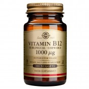 Solgar Vitamin B12 1000μg 100 Nuggets