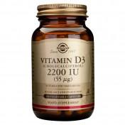 Solgar Vitamin D3 2200 iu 100caps