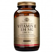 Solgar Vitamin E 200 iu 250 Softgels