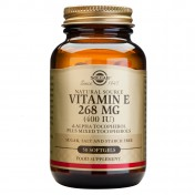 Solgar Vitamin E 400 iu 50 Softgels