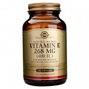 Solgar Vitamin E 268mg 100 Softgels