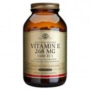 Solgar Vitamin E 400 iu 250 Softgels