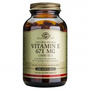 Solgar Vitamin E 1000 iu 100 Softgels