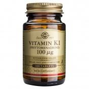 Solgar Vitamin K1100μg 100tabs