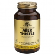 Solgar Milk Thistle 100caps