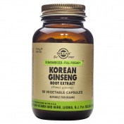 Solgar SFP Korean Ginseng Root Extract 60caps