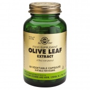 Solgar Olive Leaf Extract 60caps