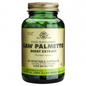 Solgar Saw Palmetto Berry Extract 60caps
