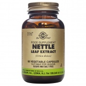 Solgar Nettle Leaf Extract 60caps