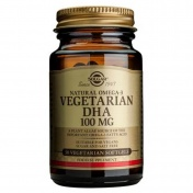 Solgar Vegetarian DHA 100mg 30 Softgels
