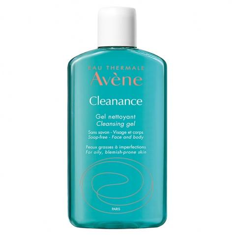 Avene Cleanance Gel Nettoyant 200ml αρχική   καλλυντικα   περιποιηση προσωπου   ακμή