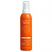 Avene Spray Spf 50+ 200ml