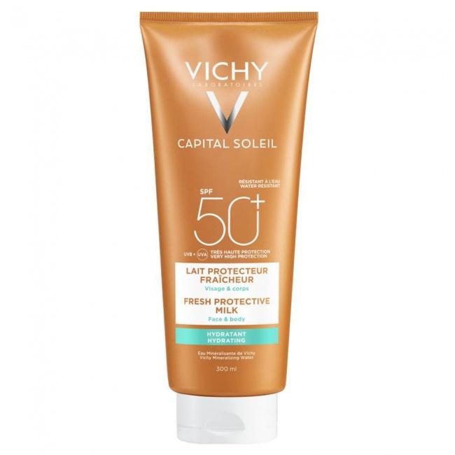 Vichy Capital Soleil Lait Spf50 300ml