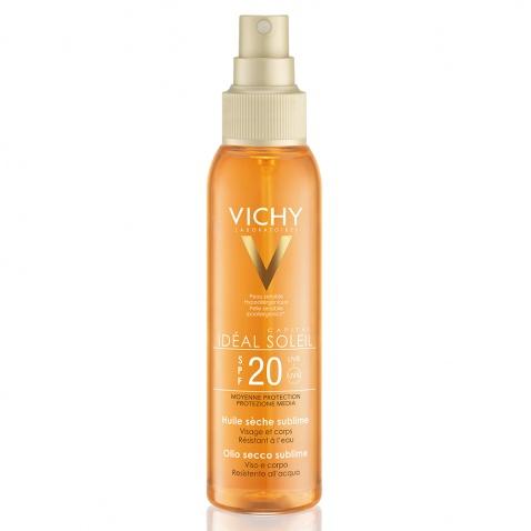 Vichy Ideal Soleil Huile Spf 20 125ml 36179