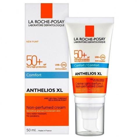 La Roche Posay Anthelios XL Creme Spf50+ Comfort Sans Parfum 50ml 36275