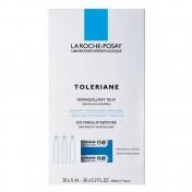 La Roche Posay Toleriane Demaquillant Yeux 30x5ml