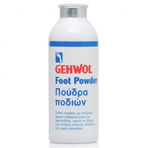 Gehwol Foot Powder 100gr αρχική   προσωπικη φροντιδα   ποδια   χερια   νυχια   αποσμητικά   αντιιδρωτικά