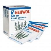Gehwol Bath Salt φακελάκια 10x25gr