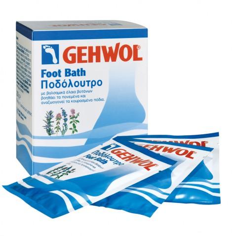 Gehwol Foot Bath 200gr αρχική   προσωπικη φροντιδα   ποδια   χερια   νυχια   καθαρισμός ποδιών