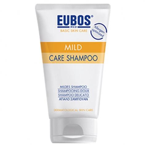 Eubos Mild Daily Shampoo 150ml αρχική   καλλυντικα   περιποιηση μαλλιων   σαμπουάν