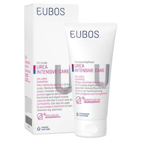 Eubos Urea 5% Shampoo 200ml αρχική   καλλυντικα   περιποιηση μαλλιων   ξηρά μαλλιά