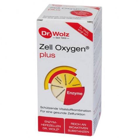 Power Health Zell Oxygen Plus 250ml 36493